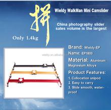 Pro DSLR Camera Slider Dolly Track Video Stabilizer for Photographer