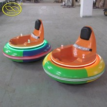 Amusement park UFO Type Stainless Steel Inflatable Kids Mini Bumper Car Price For Sale
