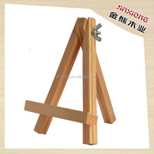 hold canvas frame mobile phone table top display easels wood art