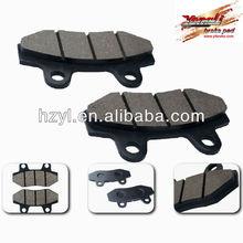Good performance brake pads for used go karts