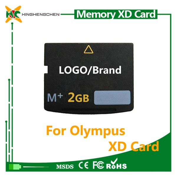 Camera xd flash memory card for olympus xd picture card for fujifilm