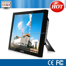 "full hd 14 inch lcd monitor 15"" monitor touch industry machine with DVI input"