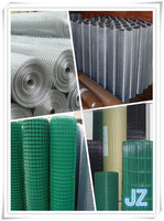Welded Mesh Type and Fence Mesh Application 2x2 galvanized welded wire mesh