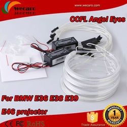Turkey Hot Sale Car light angel eyes headlight For BMW E39 1997-2003 5 Series