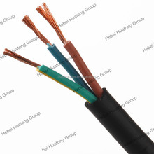 BS standard CE certified PVC insulated flexible cable