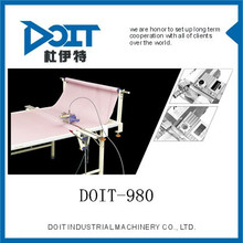 DOIT-980 /Electronic control cloth end cutter / Electric counting cutting machine for cloth / taizhou,zhejiang,china