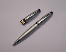 USB flash drive USB 2.0 Stylus USB touch pen Metal