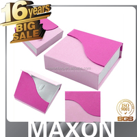 top-grade design for ipad 2 hot stamping paper box,paper box