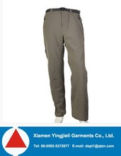 Wholesale cheap men side pockets military style cargo pants
