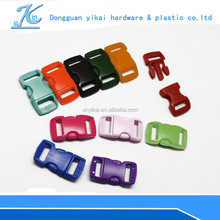 10mm side-release buckle,plastic adjustable buckle,released buckle for pets