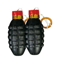 Small Grenade shape color smoke fireworks ice fountain fireworks for stage/wedding/show/birthday/party