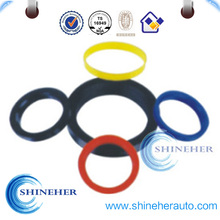 Colorful Aluminum Truck Wheel Hub Centric/Center Rings Plastic for Wheel Rim