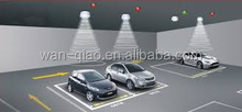 All-around Intelligent Parking Guidance System/PGS for big parking lot