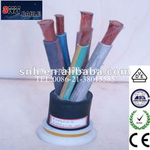 H07RN-F various types of cable/General purpose soft flexible rubber cable