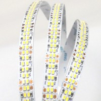 480LEDS/M Double row 3014SMD high lumen led strip lighting, 24v led strip lighting super bright led strip 3014
