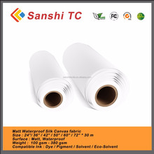 100% Waterproof Polyester Inkjet Digital Printing Canvas Picture on Canvas