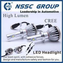 NSSC jeep high power car h4 led headlight bulb, head led light for toyota corolla
