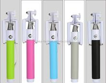 Foldable Monopod Selfie Stick manufacturers,Mini selfie stick cable take pole selfie stick,