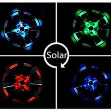 Firefly Solar LED Wheel Light/Colorful Car Led Tire Light