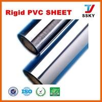 1mm plastic sheet pvc foam rigid film 0.5mm thick