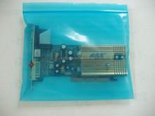 Anti-static Zip lock PE Bag for Electronic Packaging
