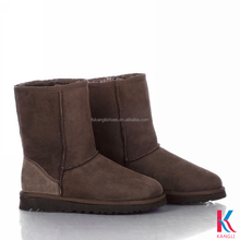 Famous brand classic chocolate comfort women ankle 5.11 boots by factory price