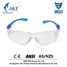 Stocking male frame brand safety glasses