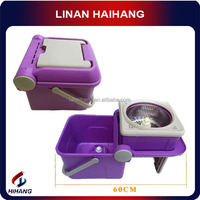 China manufacturer OEM good helper folding handle mop, folding bucket spin mop