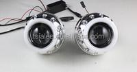 2.5inch 35W motorcycle angel eyes HID Bi-Xenon Projector Kit Lens HID Light