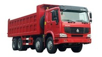 factory supply SINOTRUK howo 8x4 dump truck with best price