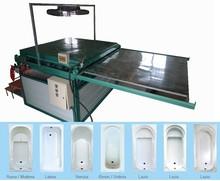 acrylic bathtub forming making thermoforming machine bathtub vacuum forming machine