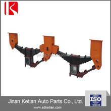 truck trailer suspension , round beam axle suspension for sale