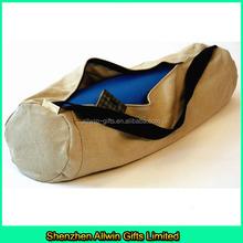 Customized Cotton Canvas Yoga Mat Bag Wholesale
