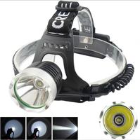 T6 LED Headlight 3 mode Head lamp 1000lm Flashlight Head Torch