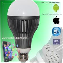 Low cost 10W Wifi Bulb for Caffee