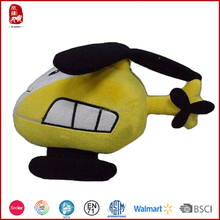 Soft toy mini stuffed plush helicopter toys
