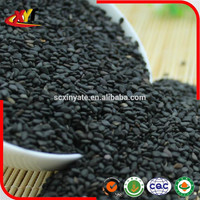 Chinese raw black/hulled sesame seeds
