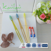 Hotel disposable mini toothbrush with paste hot high quality disposable hotel home toothbrush/Hotel Disposable Mini Toothbrush
