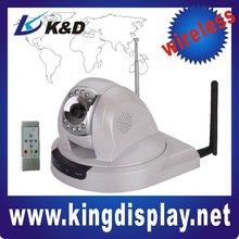 Wireless IP IR PT Dome