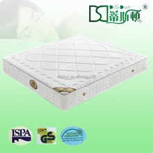 2015 New cheap Factory soft hotel spring mattress