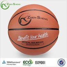 Zhensheng PU Material Basketballs for Basketball League