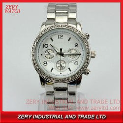 R0482 new products China supplier watch gift, alloy case watch gift