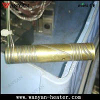 sealed nozzle hot runner copper pipe heater