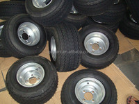 18 inch 8.50-8 Golf cart tyre and wheel / go pedal karts tyre and wheel