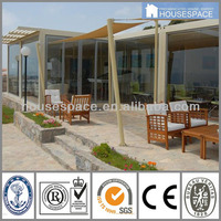 Light Steel Prefab House Office Caravan