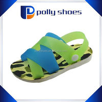wholesale high quality classic PVC velcro school shoes for boy
