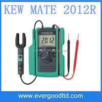 KYORITSU 2012R AC/DC Multimeter with DC Amps KEW MATE 2012R