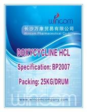 La doxiciclina hcl 24390-14-5