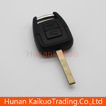Good quality auto straight key with 2 button 433 MHz car master key for SYC0565