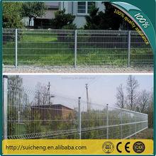 metal iron fence/galvanized metal iron fence/hot dip galvanized metal iron fence(Guangzhou Factory)
